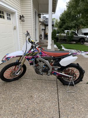 YZ450F for Sale in Gresham, OR