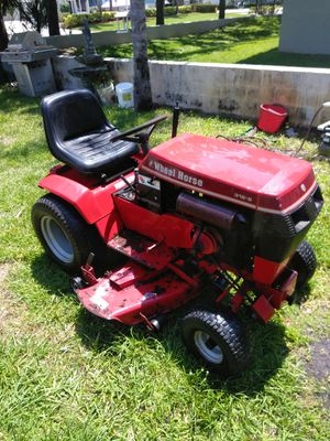 Wheel horse garden tractor 12 Kohler 42 in deck for Sale in Palm City, FL