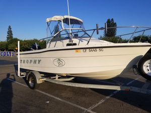 trophy 1802 fishing boat for Sale in Buena Park, CA