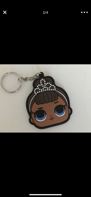 Miss baby lol doll surprise key chain for Sale in Aurora, CO
