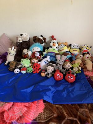 GAMES PLUSHIES 🧸 AND MUCH PLUSHIES for Sale in Oakland, CA