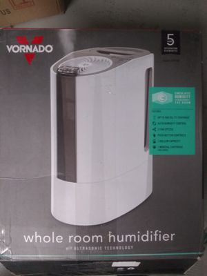 Vornado Whole Room Humidifier for Sale in Port St. Lucie, FL