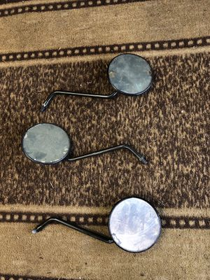 Lot of 3 BMW 75/5 Motorcycle Mirrors for Sale in Renton, WA