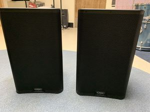 QSC loud Speakers and Sub Woofer for Sale in La Habra, CA