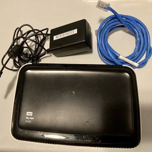 Western Digital MyNet N750 Dual Band Router for Sale in San Francisco, CA