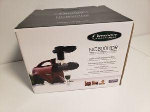 OMEGA NC800HDR Juicer for Sale in Spokane, WA