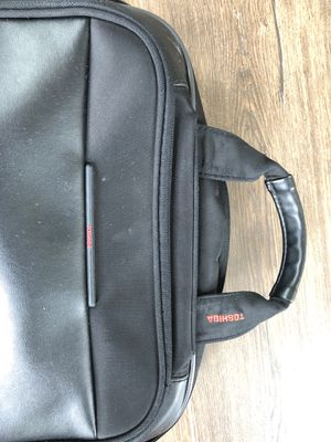 Toshiba 13 inch laptop bag original for Sale in Cliffwood, NJ