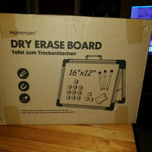 NEW ON THE GO DRY ERASE MAGNETIC BOARD for Sale in Cayce, SC