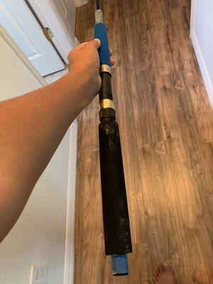 Gator glass custom fishing rod/pole for Sale in Pinellas Park, FL