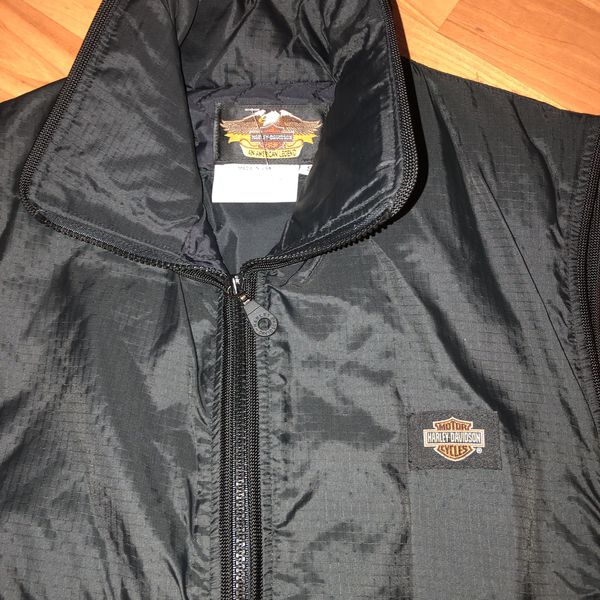 Harley Davidson Vest Made in USA