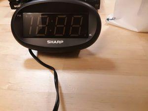 Alarm clock for Sale in Arlington, TX