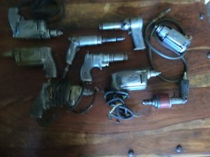 Pre1947 drills and air tools for Sale in Tempe, AZ