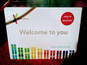 'WELCOME TO YOU' HEALTH AND ANCESTRY SALIVA COLLECTION KIT for Sale in North Las Vegas, NV