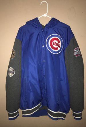 Cubs championship jacket for Sale in Chicago, IL