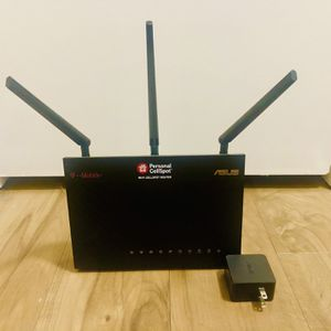ASUS AC1900 WiFi Router(Running DD-WRT Merlin) for Sale in Foster City, CA