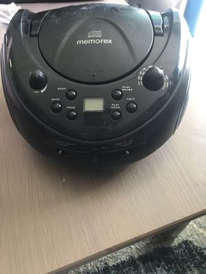 CD player for Sale in Oceanside, CA