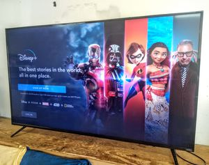 """📺VIZIO SMARTCAST 65"""" 4K HDR LED DIGITAL """" E SERIES"""" ULTRA UHD HOME THEATER DISPLAY FULL UHD 2160p WITH AIRPLAY AND ALEXA📺 Obo for Sale in Phoenix, AZ"""