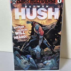 Batman Hush #1 Tales From The Dark Multiverse for Sale in El Sobrante, CA
