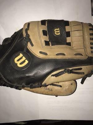 "Wilson 13"" softball glove for Sale in Eastlake, OH"