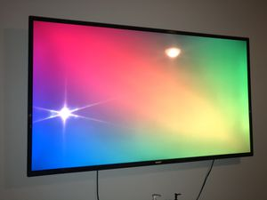 55 inch Phillips tv for Sale in Holts Summit, MO