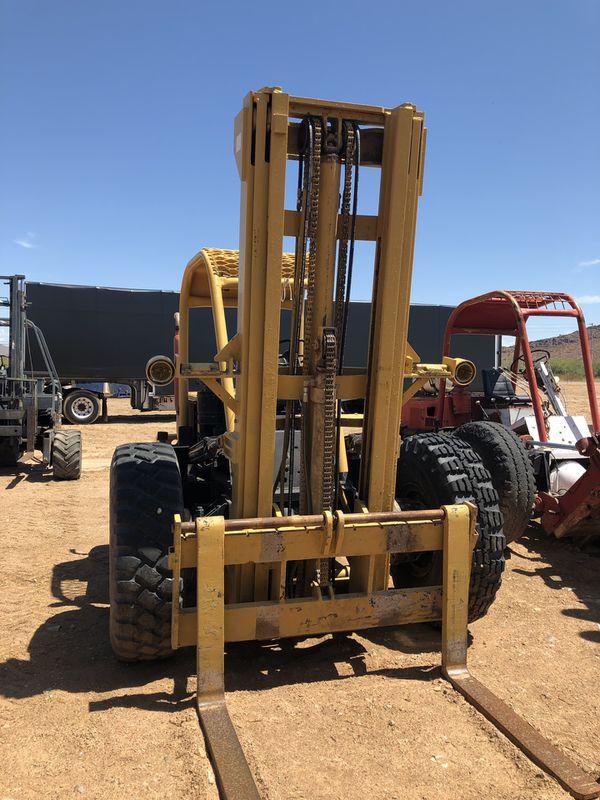 Champ Straight Mast Forklift