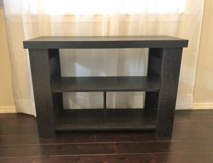 Black Console Table for Sale in Tualatin, OR