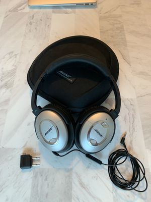 Bose QC15 noise cancellation headphone for Sale in Durham, NC