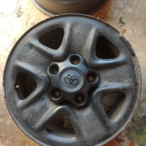 Stock Toyota 18 Inch Rims for Sale in Concord, NC