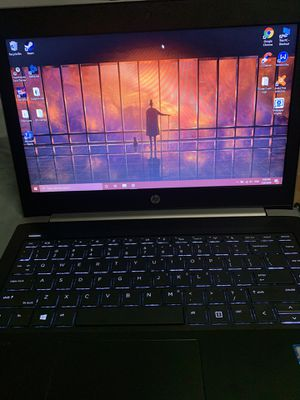 HP Probook 430 G5 Notebook ( Laptop) with Intel® i5-8250U (1.6GHz, 6MB Cache, 4 cores) and integrated Intel® HD Graphics 620 - 1LR34AV for Sale in CRYSTAL CITY, CA