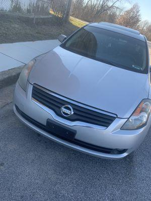 2007 Nissan Altima 3.5Se for Sale in Baltimore, MD