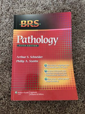 Board Review Series Pathology 5th Edition for Sale in Charleston, WV