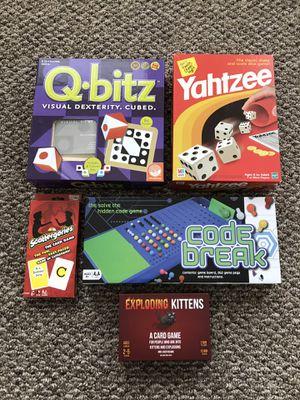 Board games for Sale in Gainesville, VA