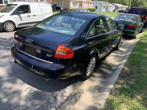 2003 Audi A6 Quattro 2.7t(Automatic) for Sale in Suitland, MD
