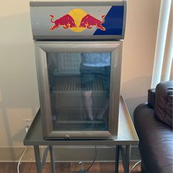Red Bull Fridge With Stand! for Sale in Tampa,  FL