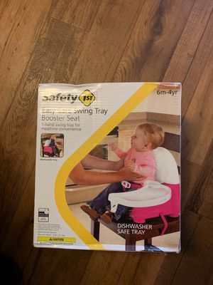 Brand new booster seat for Sale in Doraville, GA