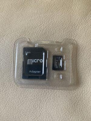Storage card (micro) for Sale in Manassas Park, VA