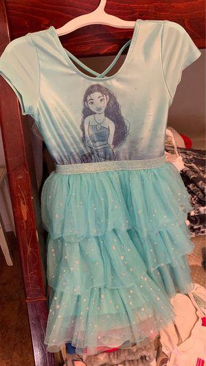 Disney Moana Dress/Tutu for Sale in Santa Fe Springs, CA