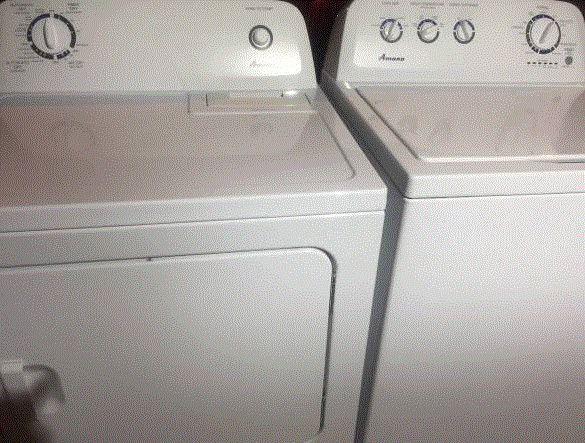 Amana Washer / Dryer Set