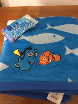 Finding Nemo towel for Sale in FL, US