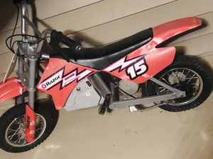 Electric dirt bike for Sale in Gaithersburg, MD