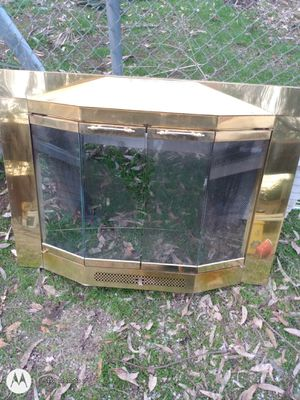 Fire place cover for Sale in Bakersfield, CA