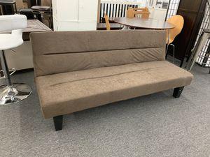 Brown KEBO Sofa Futon, Autumn Big Sale!! for Sale in Houston, TX
