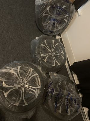 18 inch rims for Sale in Hartford, CT