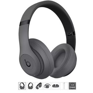 Beats by Dr. Dre - Beats Studio 3 Wireless Noise Cancelling Headphones - Gray for Sale in Pomona, CA