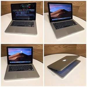 """2TB (2000GB) / 16GB / Macbook Pro 13"""" / OS-2018, 2.5GHz INTEL Core i5 / DJ Serato installed Ready for use. for Sale in Queens, NY"""