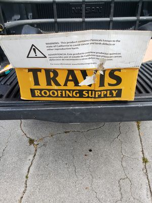 Box of Nails for Nail Gun for Sale in Sanford, FL