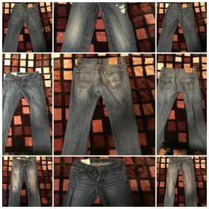 Hollister, levis, y Abercrombie&fitch 30x30 for Sale in Denver, CO