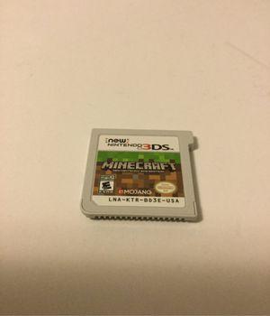 Nintendo 3DS MindCraft Game for Sale in Portland, OR