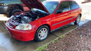 2000 Honda Civic hatchback for Sale in Peoria, AZ