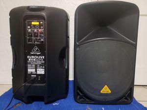 DJ AMP BEHRINGER SPEAKERS for Sale in Los Angeles, CA